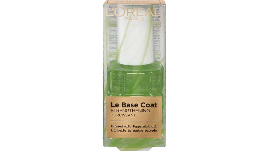L OREAL PARIS Nagelpflege Color Riche Le Vernis L Huile Manicure Base Coat