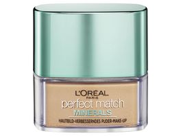 L OREAL PARIS Puder Perfect Match Minerals Puder