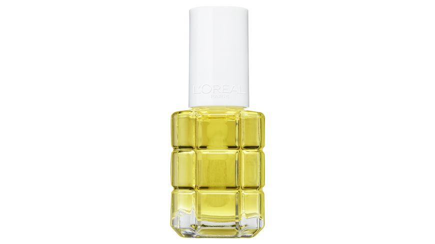 L OREAL PARIS Nagelpflege Color Riche Le Vernis L Huile Manicure Cuticle Care Nourishing