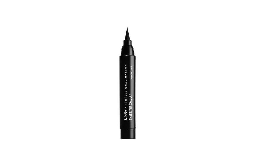 NYX PROFESSIONAL MAKEUP Eyeliner Thats The Point Put A Wing