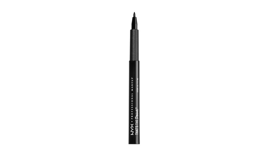 NYX PROFESSIONAL MAKEUP Eyeliner Thats The Point A Bit Edgy