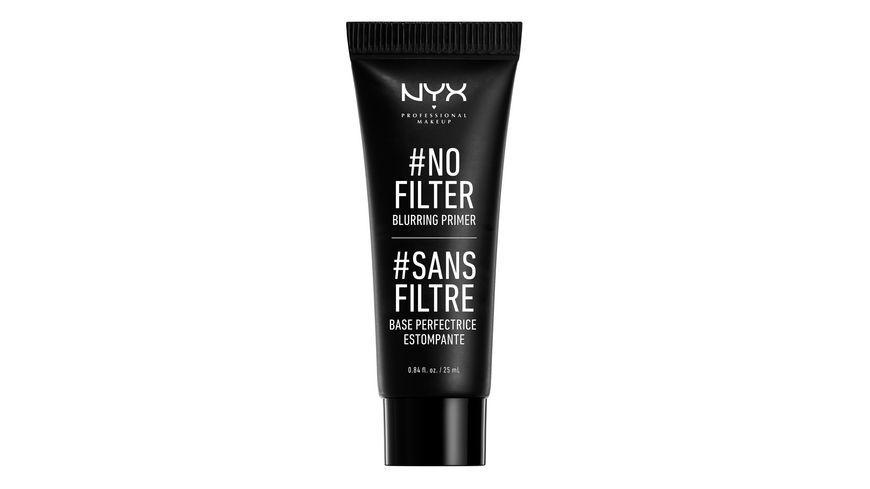 NYX PROFESSIONAL MAKEUP Base Primer Nofilter Blurring