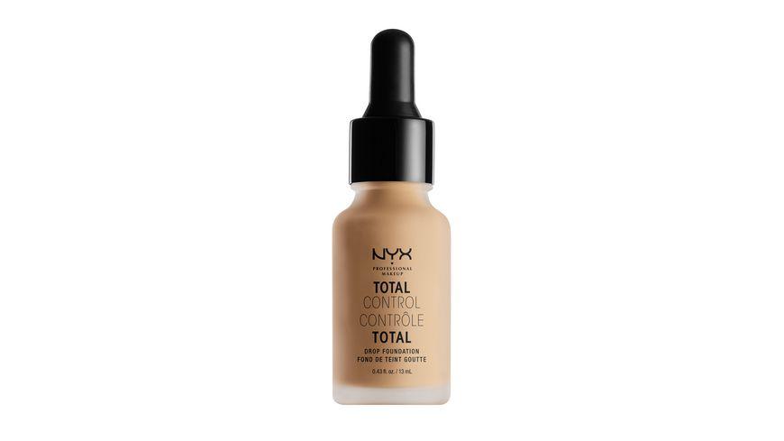 NYX PROFESSIONAL MAKEUP Makeup Total Control Drop Foundation