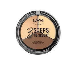 NYX PROFESSIONAL MAKEUP Blush 3 Steps To Sculpt