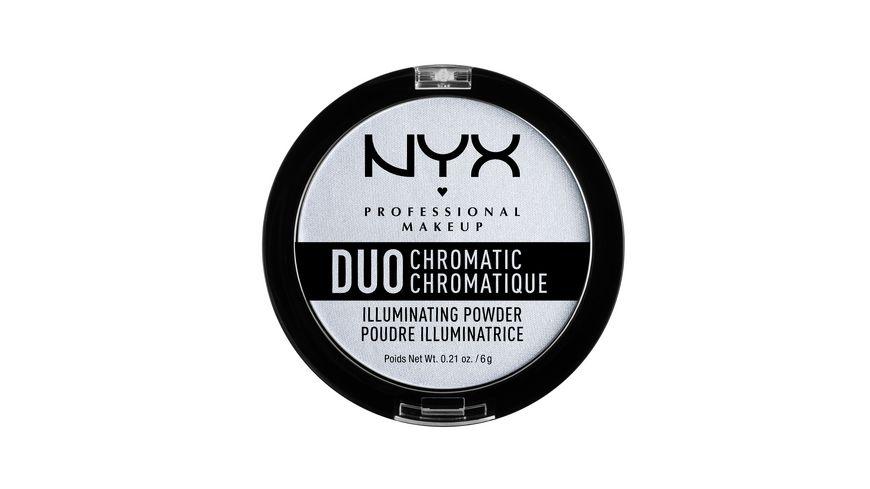 NYX PROFESSIONAL MAKEUP Powder Duo Chromatic