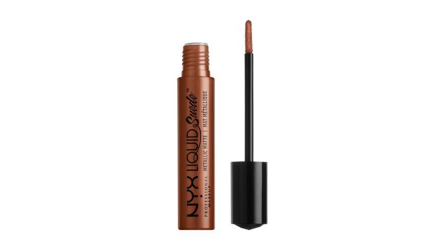NYX PROFESSIONAL MAKEUP Lipstick Liquid Sued