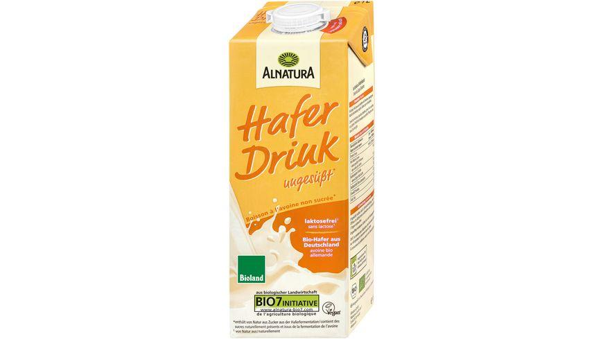 Alnatura Hafer Drink ungesuesst