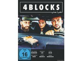 4 Blocks Die komplette erste Staffel 2 DVDs