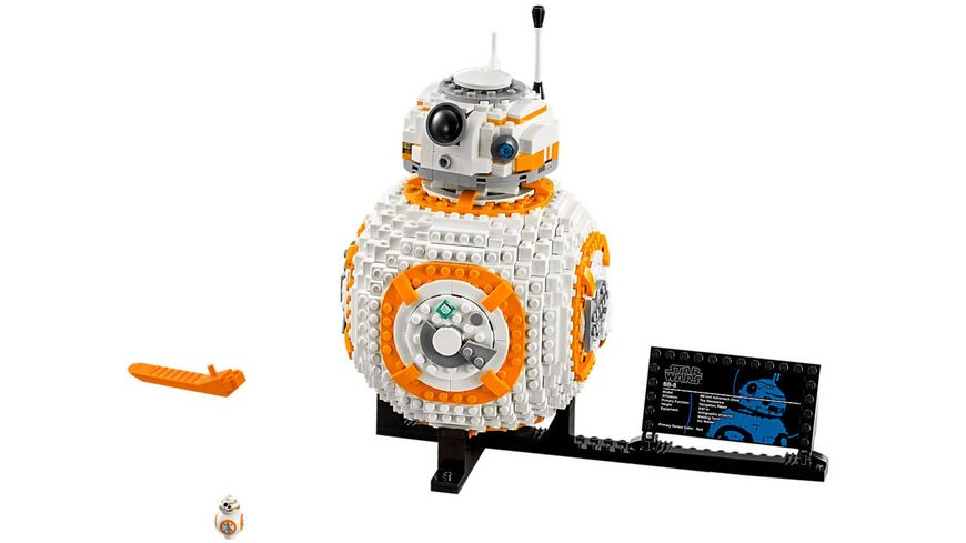 LEGO Star Wars 75187 BB 8