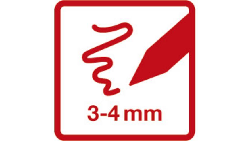EBERHARD FABER Colori Doppelender Filzstift