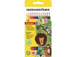 EBERHARD FABER Colori Buntstift 12er Etui
