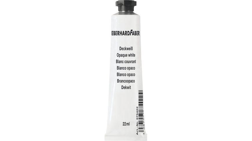 EBERHARD FABER  Deckweiß Tube 22 ml