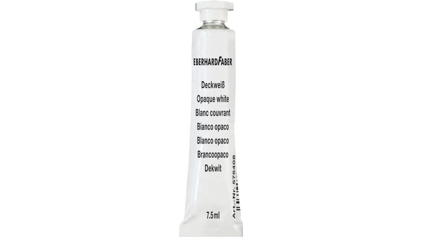 EBERHARD FABER Deckweiss Tube 7 5ml