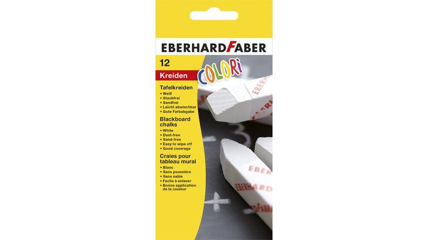 EBERHARD FABER Tafelkreide 12er Pack