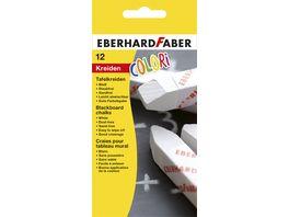 EBERHARD FABER Tafelkreide weiss