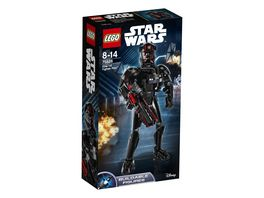 LEGO Star Wars 75526 Elite TIE Fighter Pilot