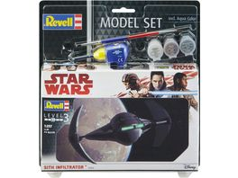Revell 63612 Star Wars 1 257 Model Set Sith Infiltrator