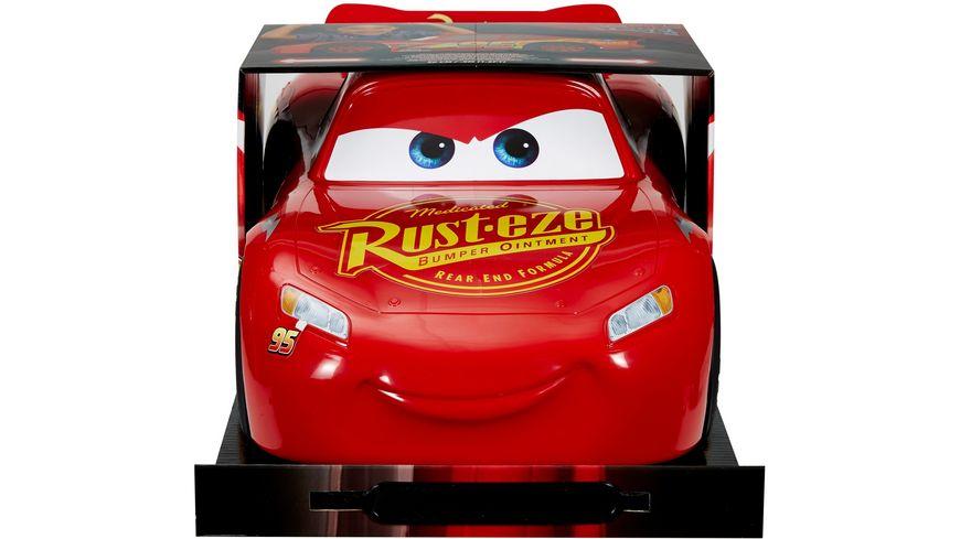 Mattel Disney Cars Cars 3 Lightning McQueen Fahrzeug 50 cm