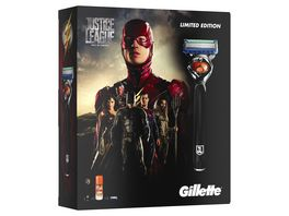 Gillette Fusion ProGlide Justice League Geschenkset