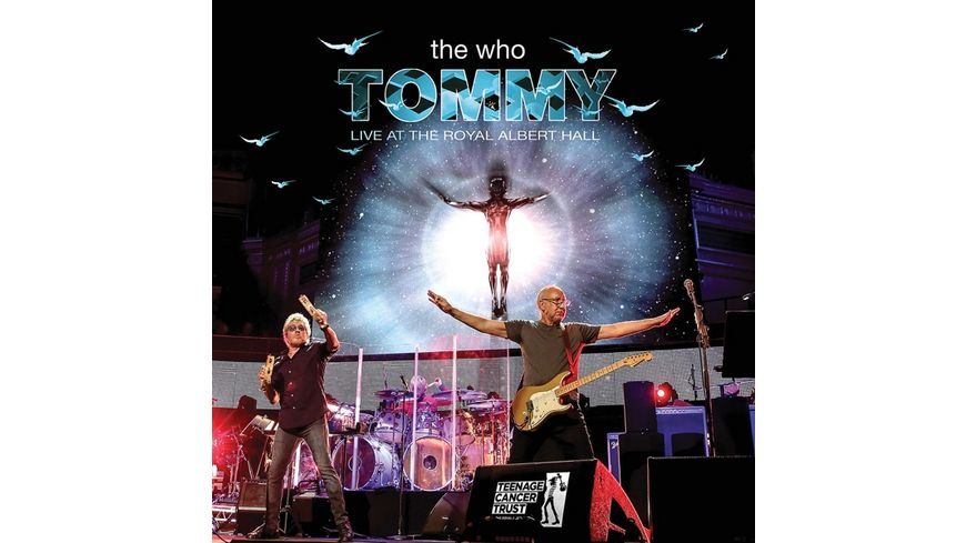 Tommy Live At The Royal Albert Hall 3LP Ltd Ed