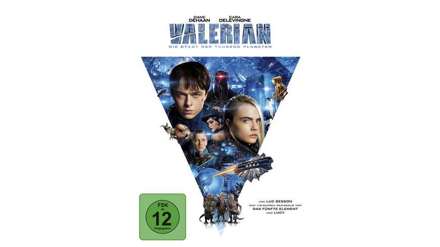 Valerian Die Stadt der tausend Planeten