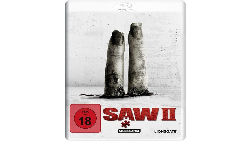 Saw II White Edition