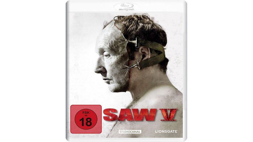 Saw V White Edition