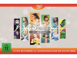 Disneys zeitlose Meisterwerke Animation Live Action Limited Edition 12 DVDs