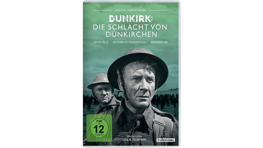 Dunkirk Die Schlacht von Duenkirchen
