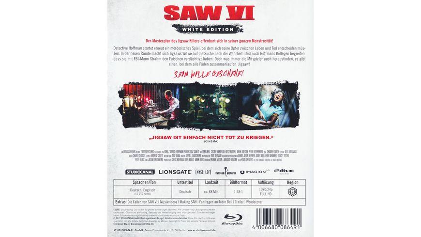 Saw VI White Edition