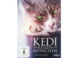 Kedi Von Katzen und Menschen SE