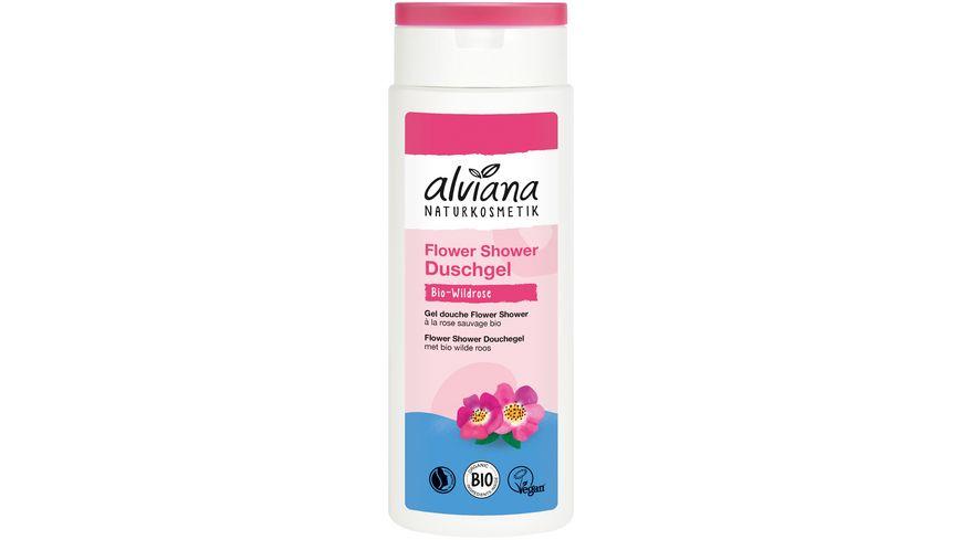 alviana Flower Shower Duschgel