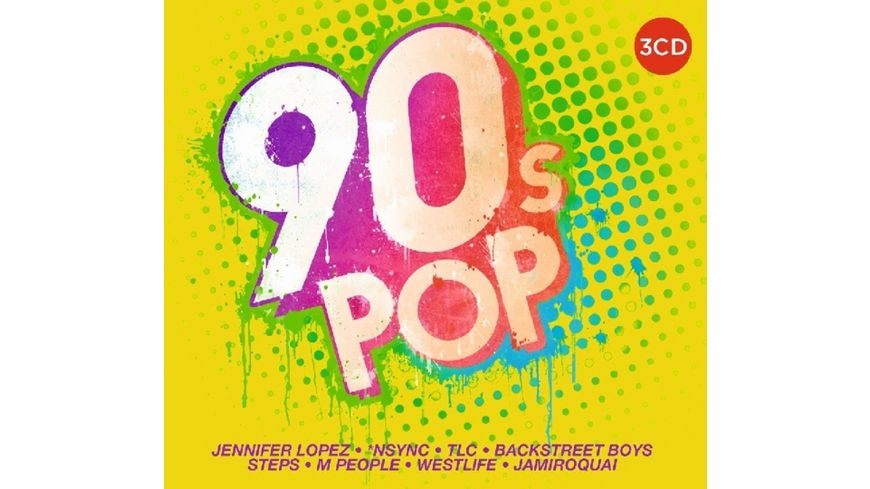 90 s Pop