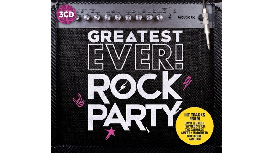 Rock Party Greatest Ever