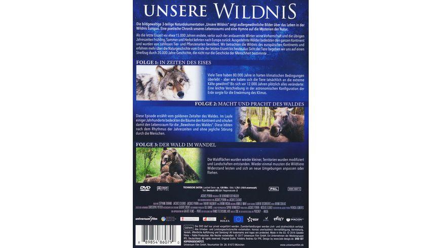 Unsere Wildnis Die Bewohner der Waelder Die komplette TV Serie