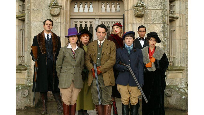 Agatha Christie Einladung zum Mord 4 DVDs