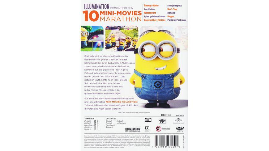 10 Minions Mini Movies
