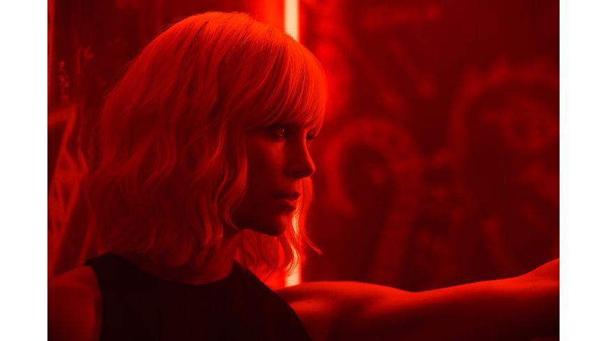 Atomic Blonde 4K Ultra HD Blu ray 2D