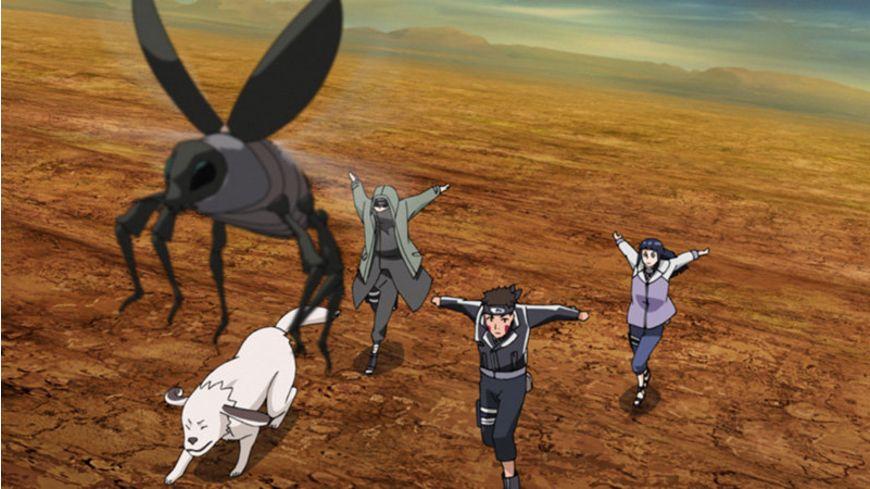Naruto Shippuden Auf den Spuren von Narujo Der bisherige Weg Staffel 19 1 Folgen 614 623 Uncut 2 BRs