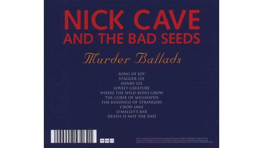 Murder Ballads 2011 Remaster