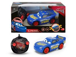 Dickie Cars 3 RC Fabulous Turbo Racer
