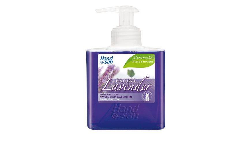 Handsan Handseife Natural Lavender