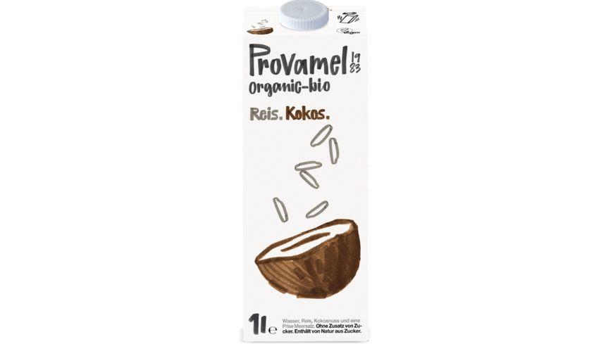 Provamel Bio Reis Kokosdrink