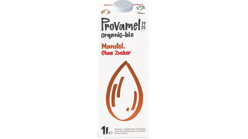 Provamel Bio Mandeldrink Ungesuesst