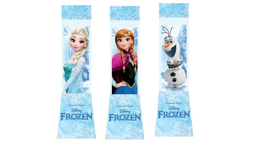 Joy Toy Disney Frozen Frozen LED Glitzerlampe sortiert