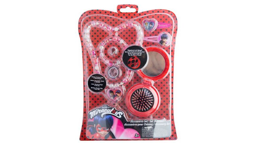 Joy Toy Miraculous Schmuckset