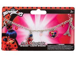 Joy Toy Miraculous Armband mit Anhaenger