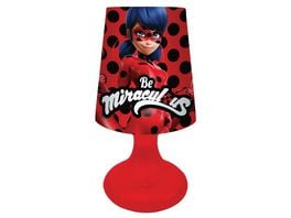 Joy Toy Miraculous Ladybug LED Mini Lampenschirm