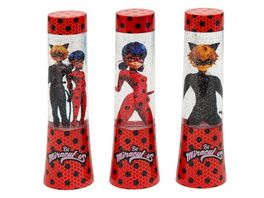Joy Toy Miraculous LED Glitzerlampe sortiert