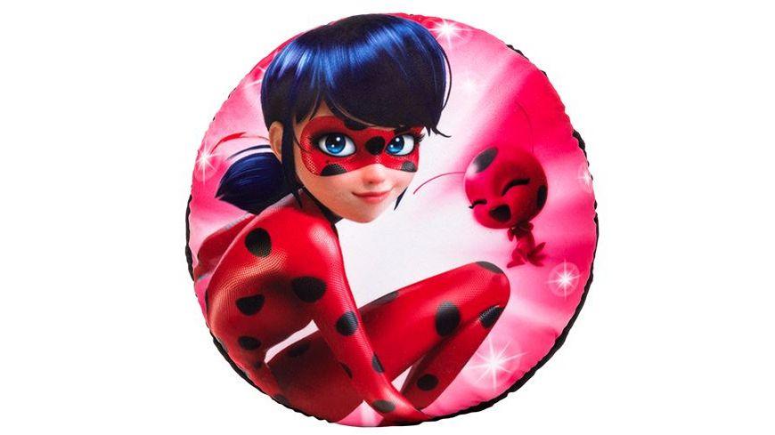Joy Toy Miraculous Ladybug Plueschkissen
